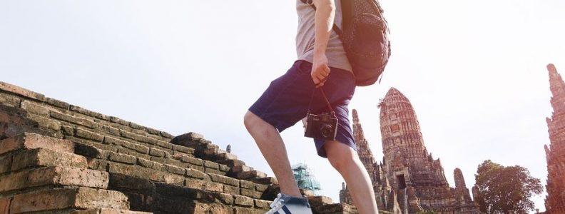 Kickstarter backpack bags for travel